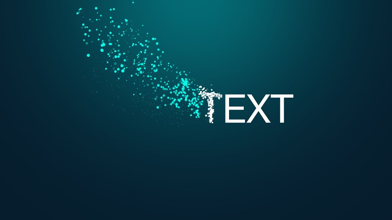 Scrolling text effect with Signagecloud