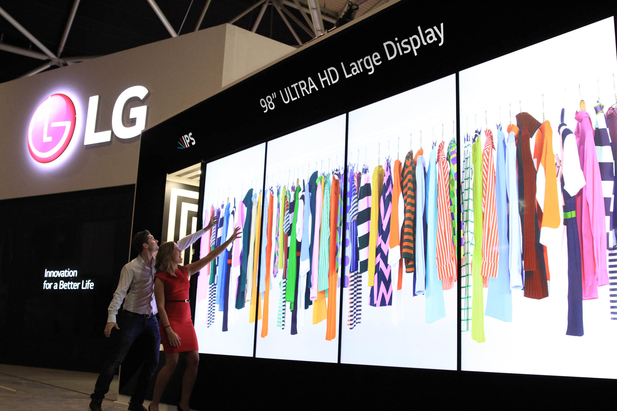 Signagecloud for LG webOS Displays
