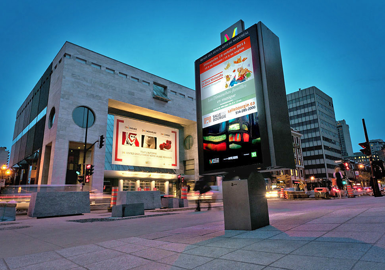 100 Ideas for Digital Signage Content