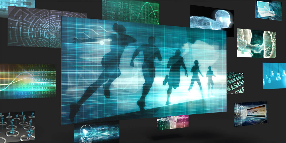 Digital Signage for Fitness Centers & Gyms